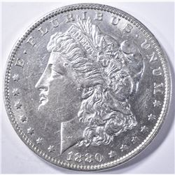 1880-O MORGAN DOLLAR  BU