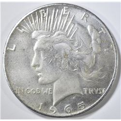1965 (CARR) RESTRIKE FANTASY DATE COIN