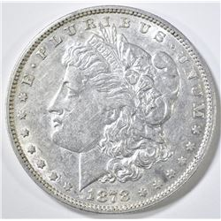 1878 7TF REV. OF 79 MORGAN DOLLAR XF/AU