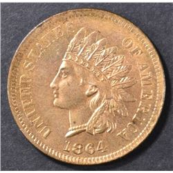 1864 L INDIAN CENT  CH BU RD