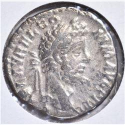 161-180 AD SILVER DENARIUS - MARCUS AURELIUS