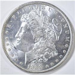 1888-O MORGAN DOLLAR CH/GEM BU