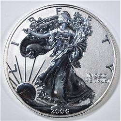 2006-P REV PROOF SILVER EAGLE