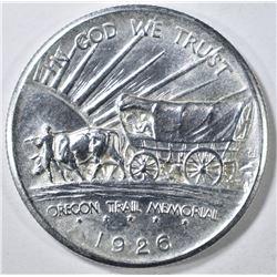 1926 OREGON TRAIL CH BU