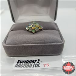 Ring - Size 7: Welo Ethiopian Opal - Sterling Silver