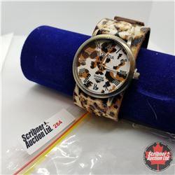 Watch - Leopard Print
