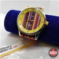 Watch - Multi Stripe