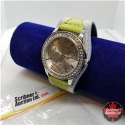 Watch - Strada Blue Green
