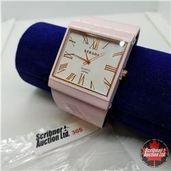 Watch - Pink Cuff