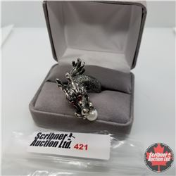 Ring - Size 7: Dragon Stainless
