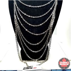 Chain: Multi Strand  Stainless
