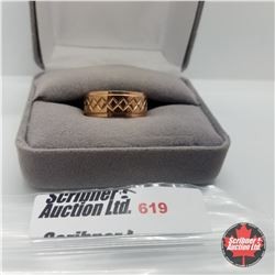 Ring - Size 7: Rose Gold Band