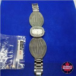 Watch - Silver  Strata