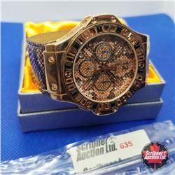 Watch - Genoa Brown/Copper