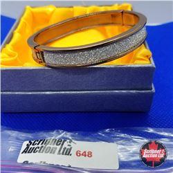 Bracelet - Copper Bangle