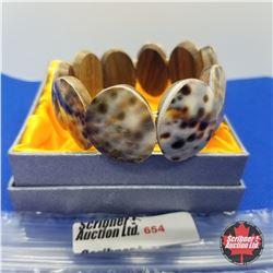 Bracelet - Leopard Shell