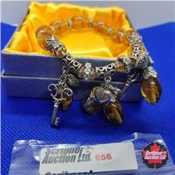 Bracelet - Murano Glass Beads