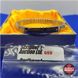 Bracelet - Stainless Steel - Expandable
