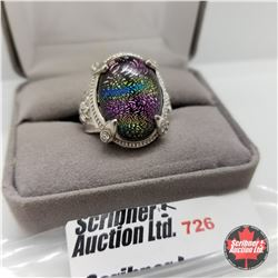 Ring - Size 6: Camofine Stainless