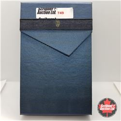 "Set - Cubic Zirconia Sterling (18"") - Sterling Silver (w/Box)"
