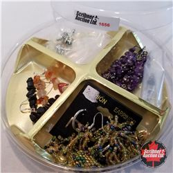 Jewellery Grouping:  7 Pairs Earrings