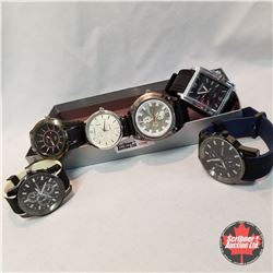 Jewellery Group: 6 Watches