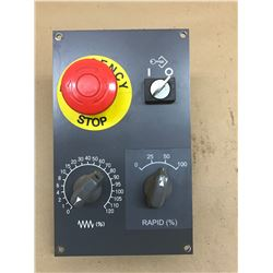 FANUC A02B-0236-C235 OPERATION PANEL