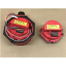 (2) FANUC A860-0360-V501 PULSECODER