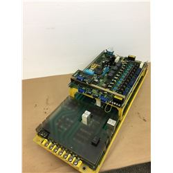 Fanuc A06B-6063-H215#510 AC Spindle Servo Unit