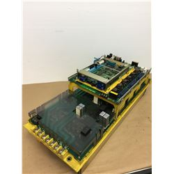 Fanuc A06-6064-H318#H550 AC Spindle Servo Unit