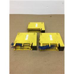 (3) Fanuc A03B-0807-C153 Output Module