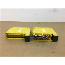 (2) Fanuc A03B-0807-C108 Modules