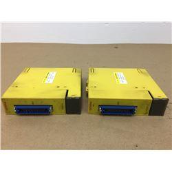 (2) Fanuc A03B-0807-C200 Output Module