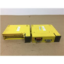(2) Fanuc Modules *See Pics for Part Numbers*
