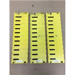 (3) Fanuc A03B-0907-C001 Base Units