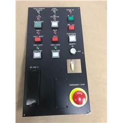 Fanuc A05B-2051-C121 Operator's Panel