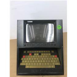 Fanuc A05B-2051-C102 CRT/KB Unit