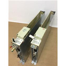 (2) Siemens 1P 6SN1123-1AA-0BA1 Simodrive