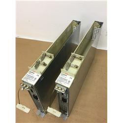 (2) Siemens 1P 6SN1123-1AA00-0CA1 Simodrives