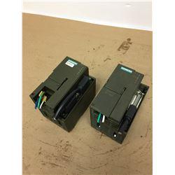 (2) Siemens 1P6ES7-3CA01-0AA0 SIMATIC S7 Modules