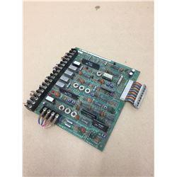 Yaskawa JPAC-C026-0707 Spindle Drive Circuit Board