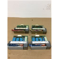 (4) Allen-Bradley SLC500 Output Modules *See Pics for Part Numbers*