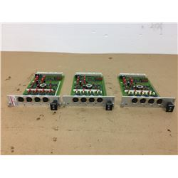 (3) Lehnert Circuit Boards *See Pics for Part Numbers*