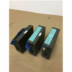 (3) Siemens 1P6ES7 321-1BH02-0AA0 SIMATIC S7 Digital Input Modules