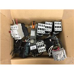 Lot of Contactors *See Pics for Details*