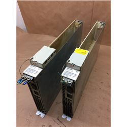 (2) Siemens SIMODRIVES * See Pics for Part Numbers*