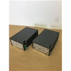 (2) Siemens 1P 6EP1437-2BA00 SITOP power 30 Power Supplies