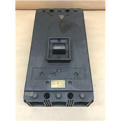 WESTINGHOUSE MA38005 3 POLE 800a CIRCUIT BREAKER