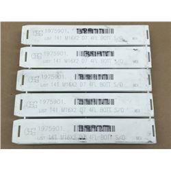 (5) OSG 1975901 141 M16X2 D7 4FL BOTT S/O TAP