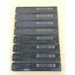 (8) OSG HY-PRO 2992901 299 M16X2 D7 3FX BOTT S/O TAP